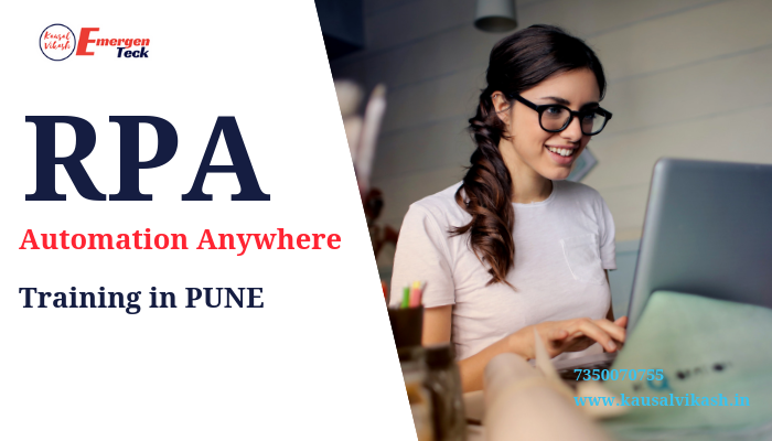 Automation Anywhere Certification Training Course in Pune