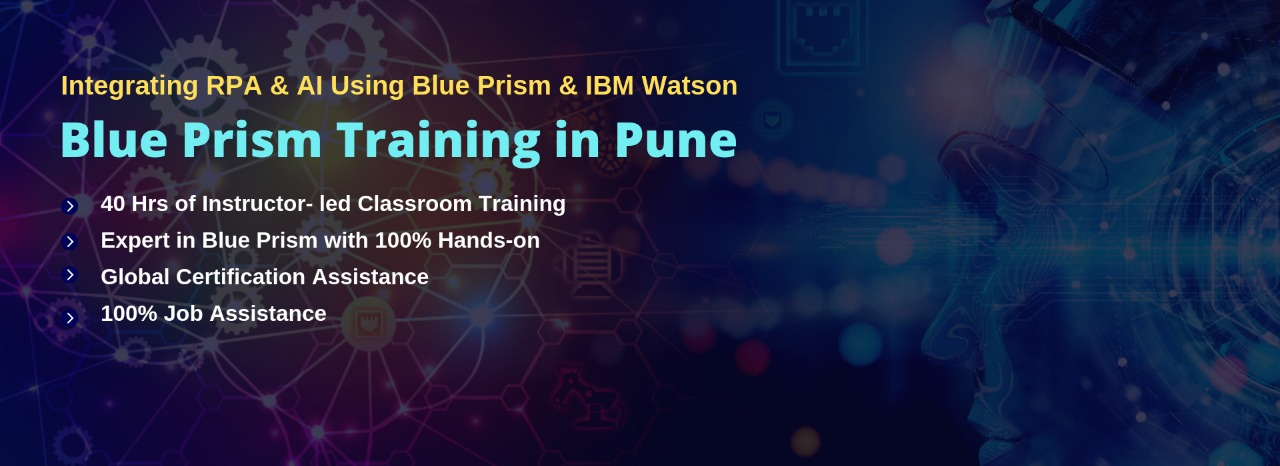 Blue Prism Training In Pune Blue Prism Certification Course In