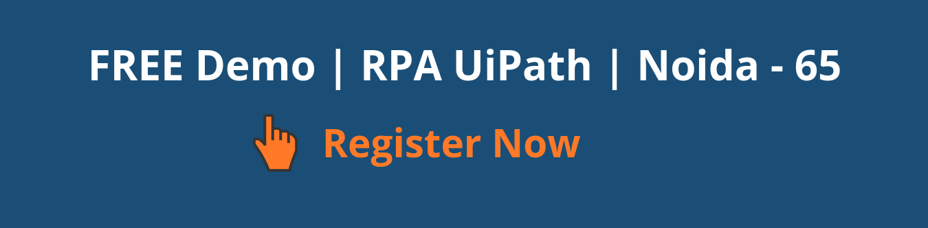UiPath Training in Noida | RPA UiPath Training Course in Noida